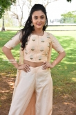 Megha Chowdhury at Marshal Movie Teaser Launch (19)