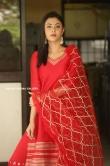 Megha Chowdhury stills in red dress (11)