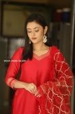 Megha Chowdhury stills in red dress (13)