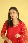 Megha Chowdhury stills in red dress (3)