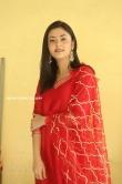 Megha Chowdhury stills in red dress (6)