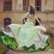 Actress Meghla Mukta Stills (9)