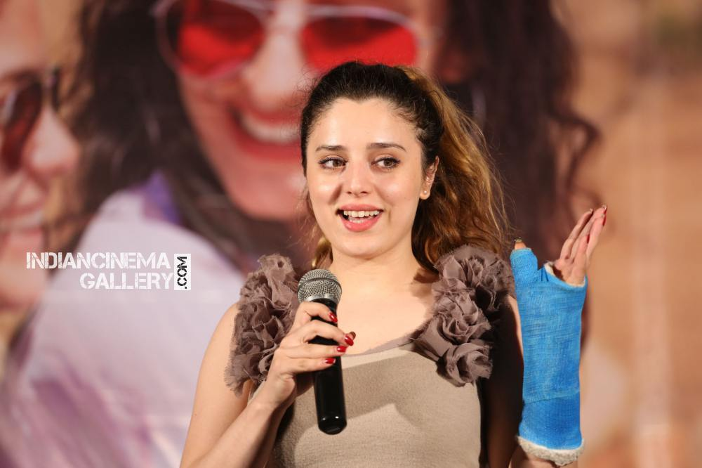 Nesa Farhadi at Sita on the Road Trailer Launch (2)