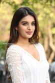 Niddhi agarwal in white dress stills (16)