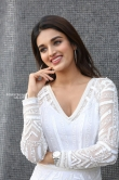 Niddhi agarwal in white dress stills (6)