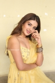 Nidhhi Agerwal at Ashok Galla New Movie Launch (11)