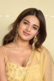 Nidhhi Agerwal at Ashok Galla New Movie Launch (5)