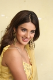 Nidhhi Agerwal at Ashok Galla New Movie Launch (7)