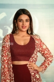 Nidhhi Agerwal at mr majnu pre release press meet (6)