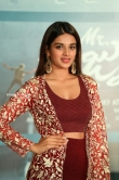 Nidhhi Agerwal at mr majnu pre release press meet (9)