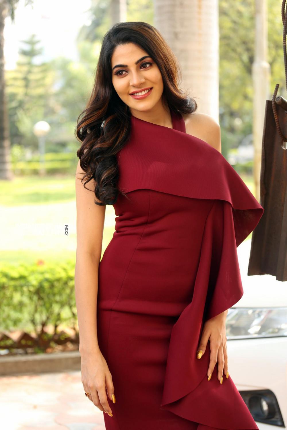 Actress Nikki Tamboli Stills (21)
