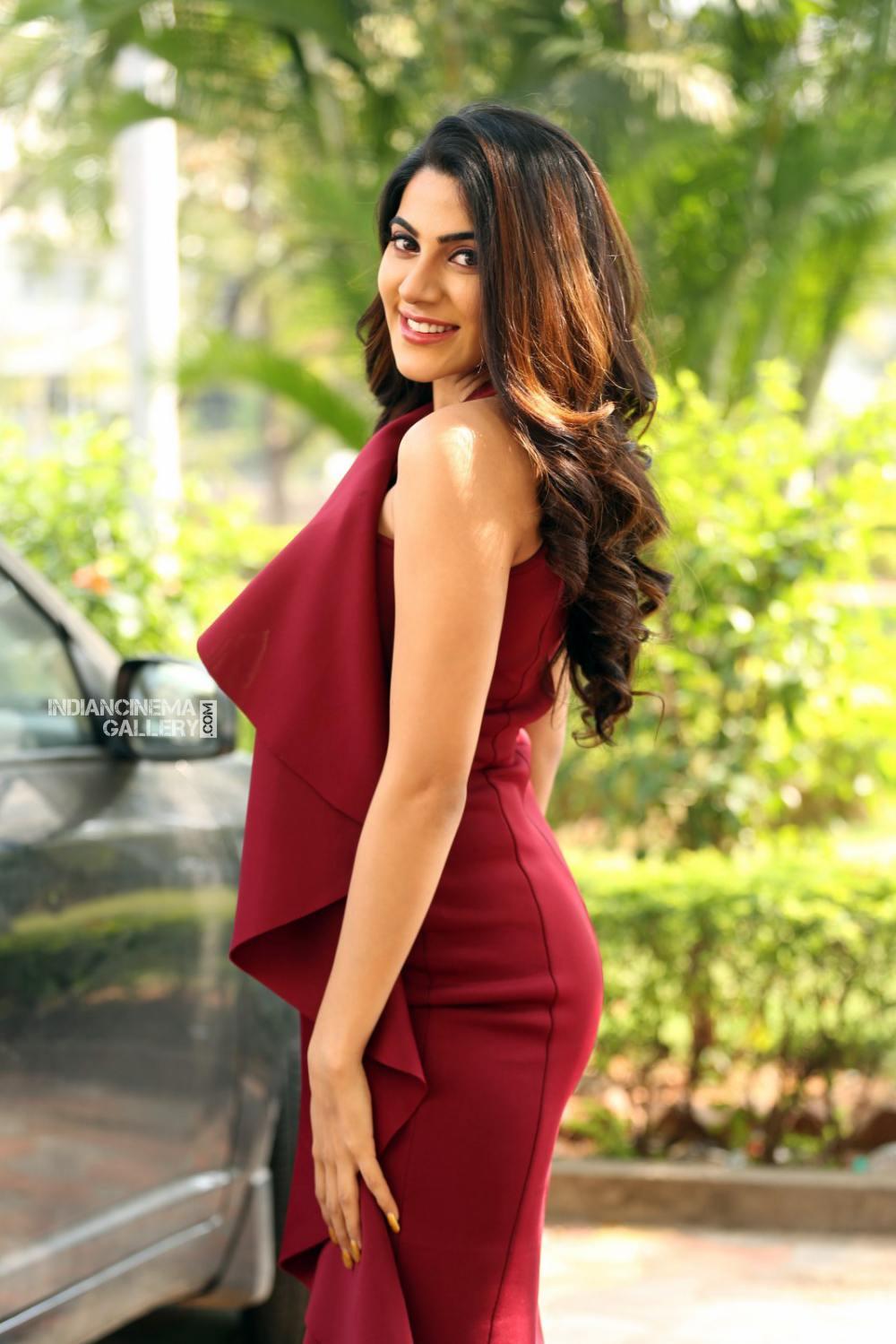 Actress Nikki Tamboli Stills (27)