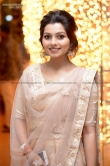 Niranjana Anoop at Arjun Ashokan reception (1)