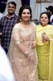 Niranjana Anoop at Arjun Ashokan reception (8)