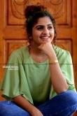 Noorin Shereef photo shoot in green dress (3)