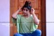 Noorin Shereef photo shoot in green dress (5)