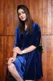 Payal Rajput in blue dress (9)