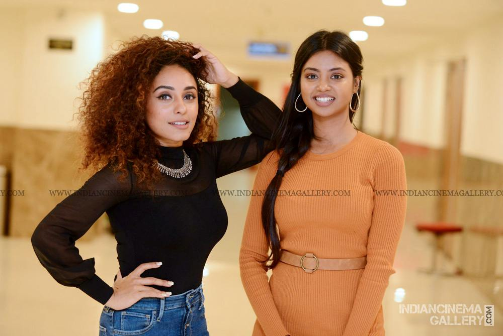 Pearle Maaney at WHO movie preview show (5)