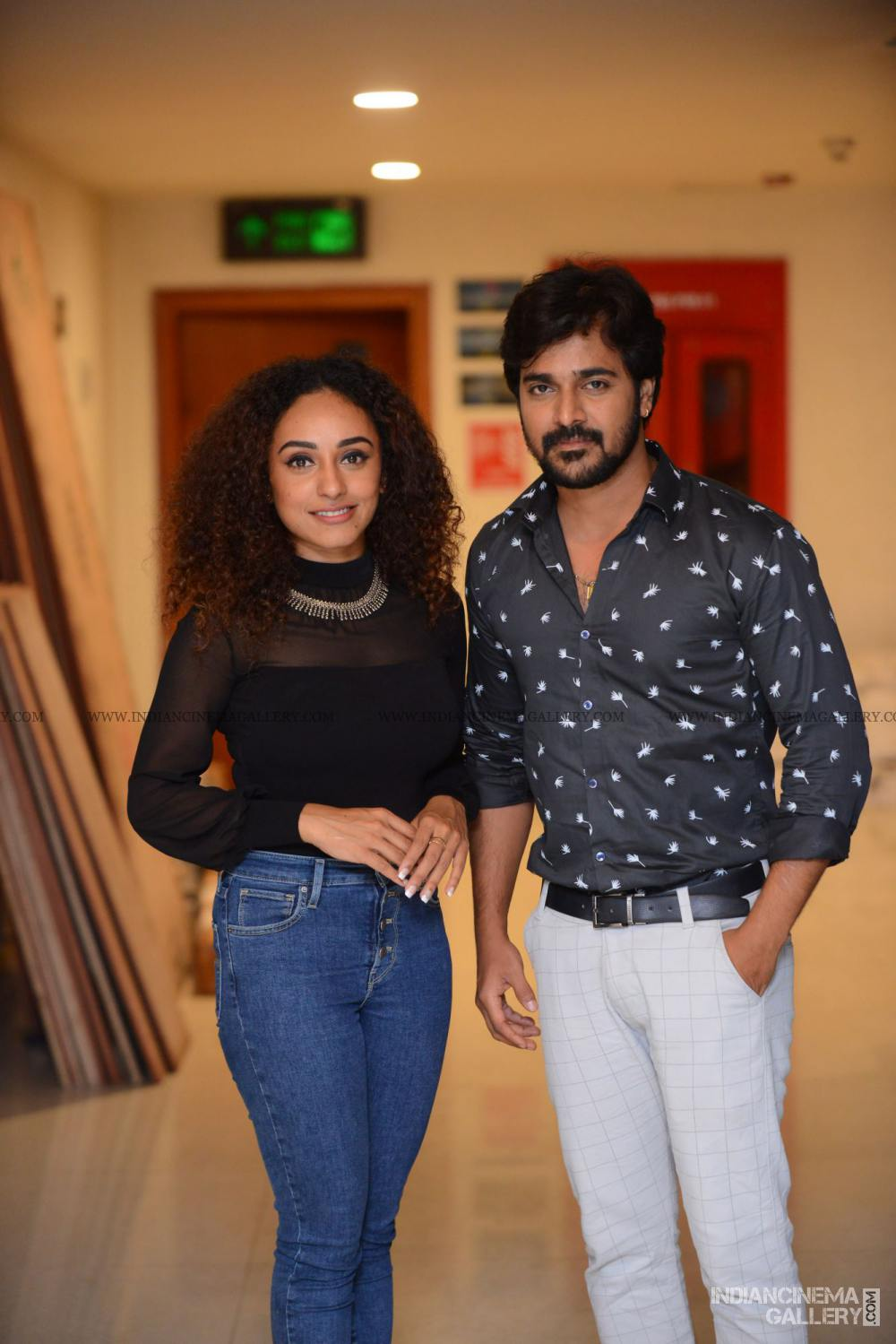 Pearle Maaney at WHO movie preview show (9)