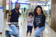 Pearle Maaney at Team 5 Movie Premier Show (1)