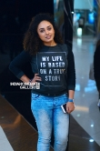 Pearle Maaney at Team 5 Movie Premier Show (11)