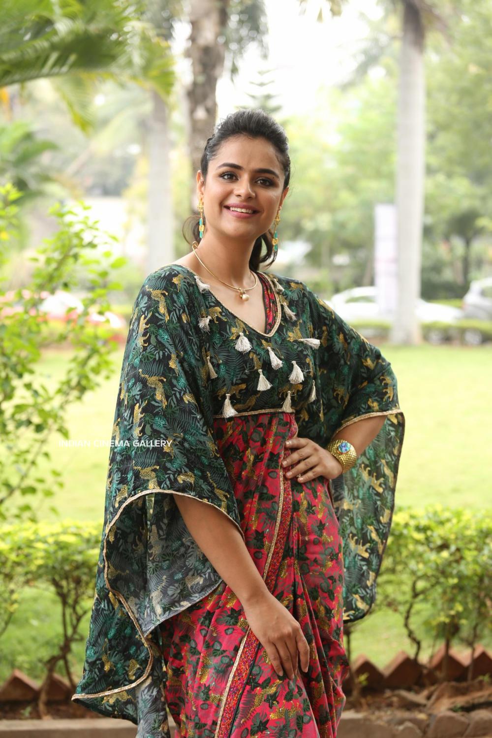 Prachi Tehlan at Mamangam Movie Trailer Launch (13)