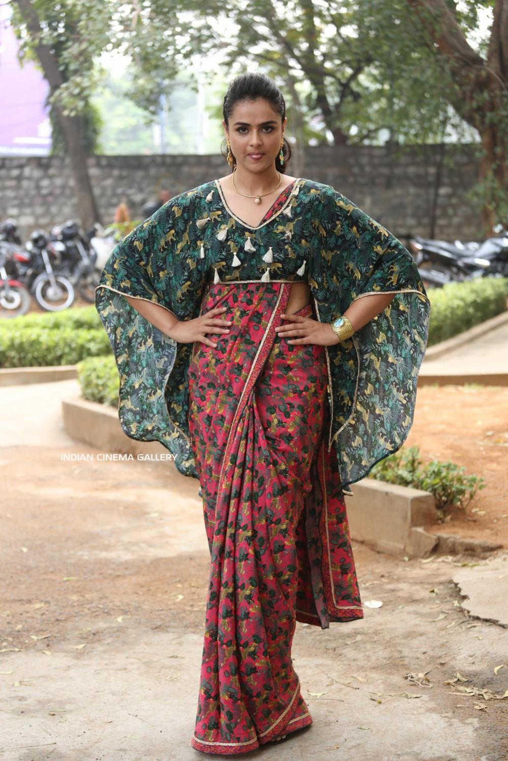 Prachi Tehlan at Mamangam Movie Trailer Launch (6)