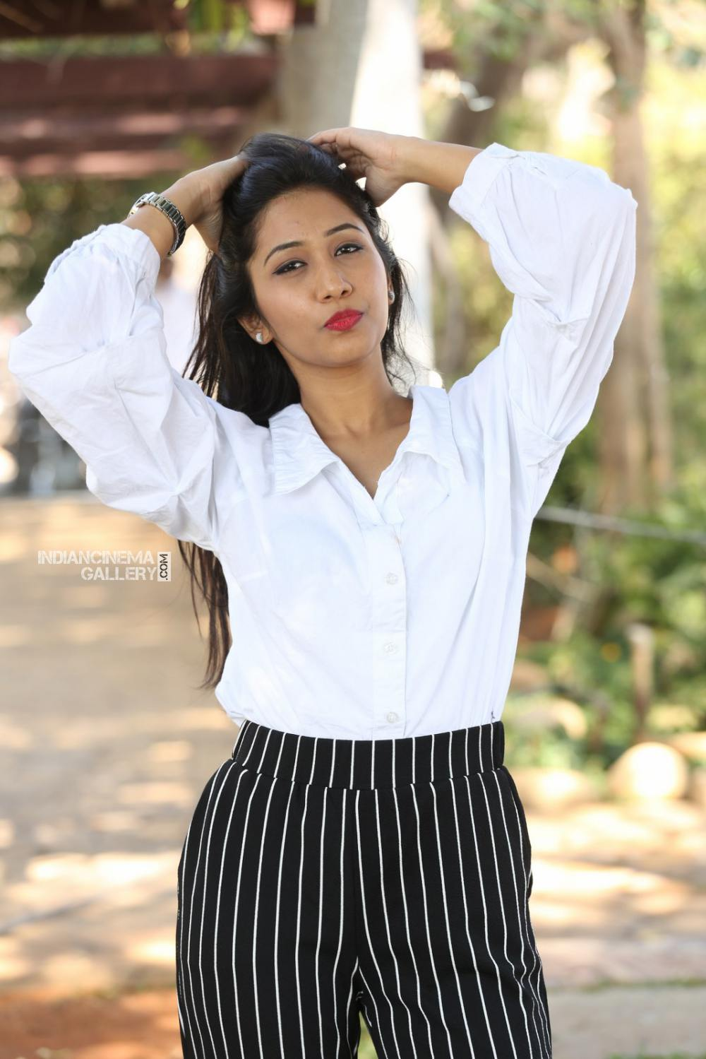 Actress Pranathi Stills (4)