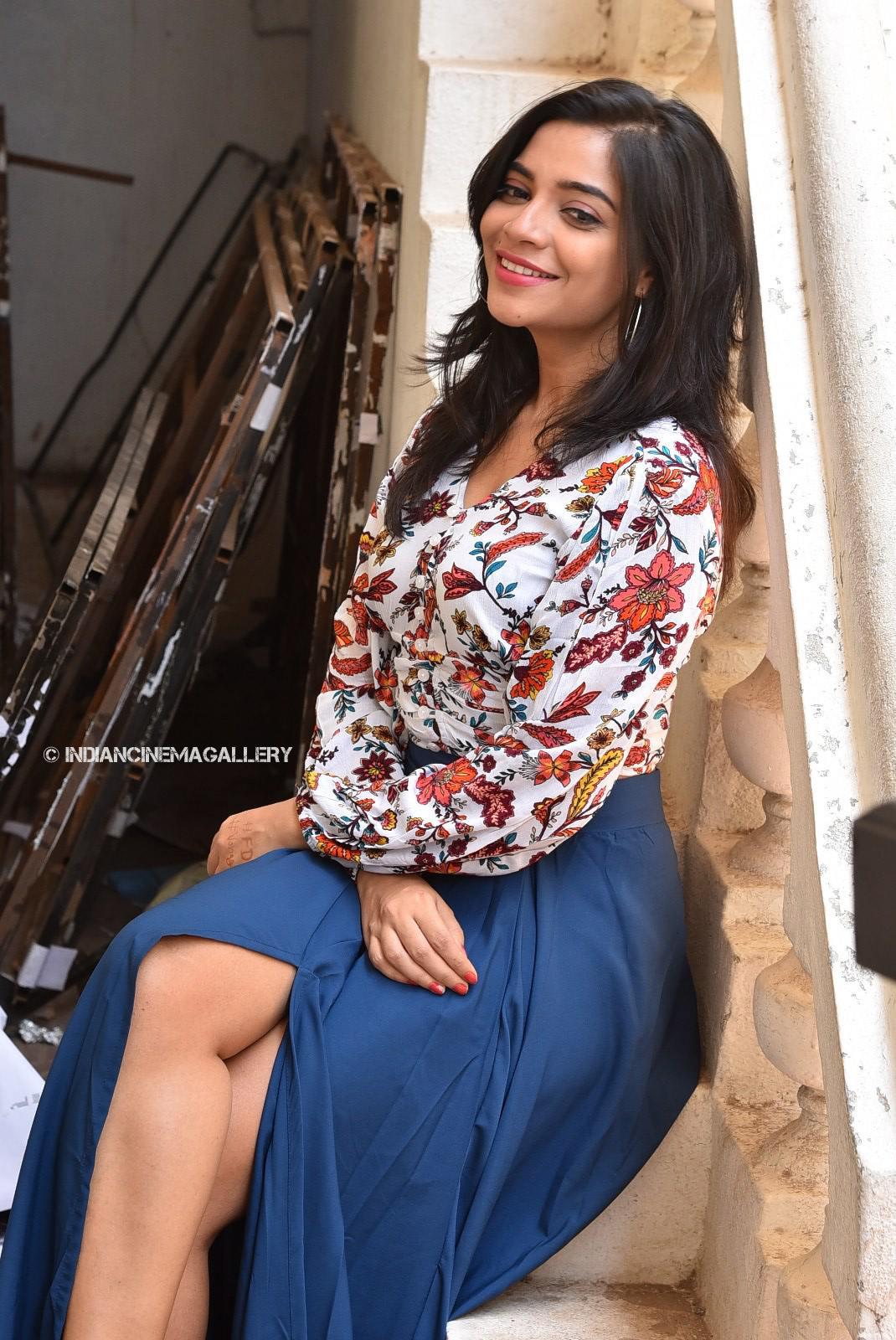 Prashanthi at Falaknuma Das Movie Trailer Launch (35)