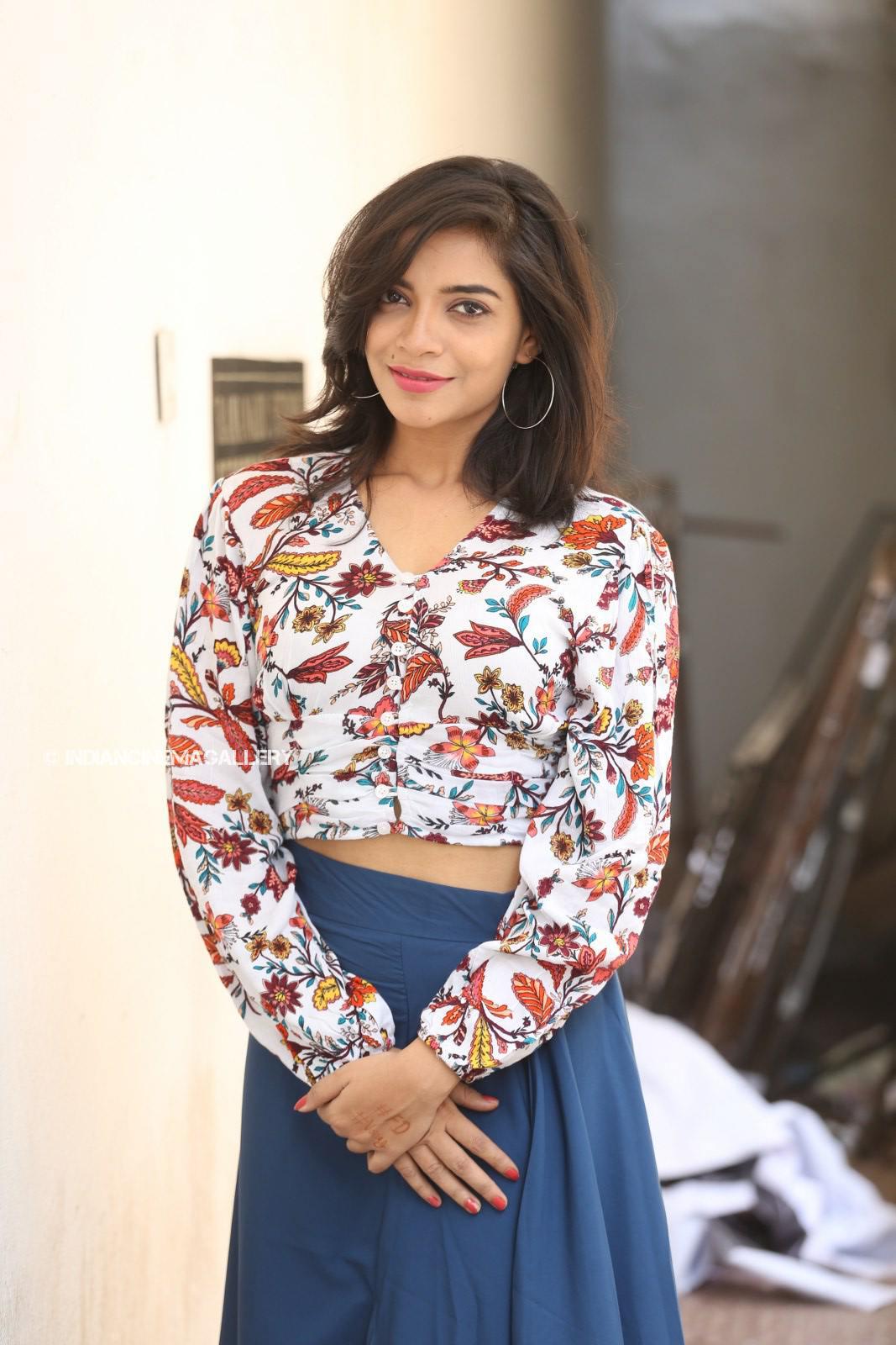 Prashanthi at Falaknuma Das Movie Trailer Launch (9)