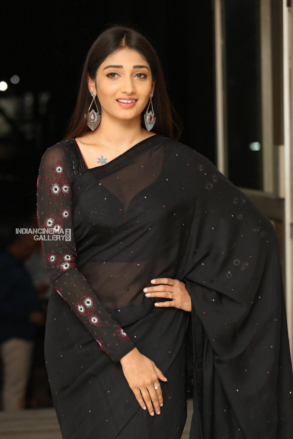 priya vadlamani at Husharu 50 days celebration (13)