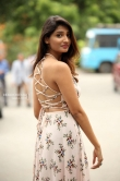 Priya Vadlamani at premaku raincheck teaser launch (15)