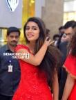 Priya P Varrier at lulu mall (9)