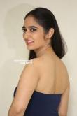 Radhika Mehrotra in blue dress stills (11)