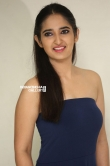 Radhika Mehrotra in blue dress stills (4)