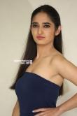 Radhika Mehrotra in blue dress stills (9)