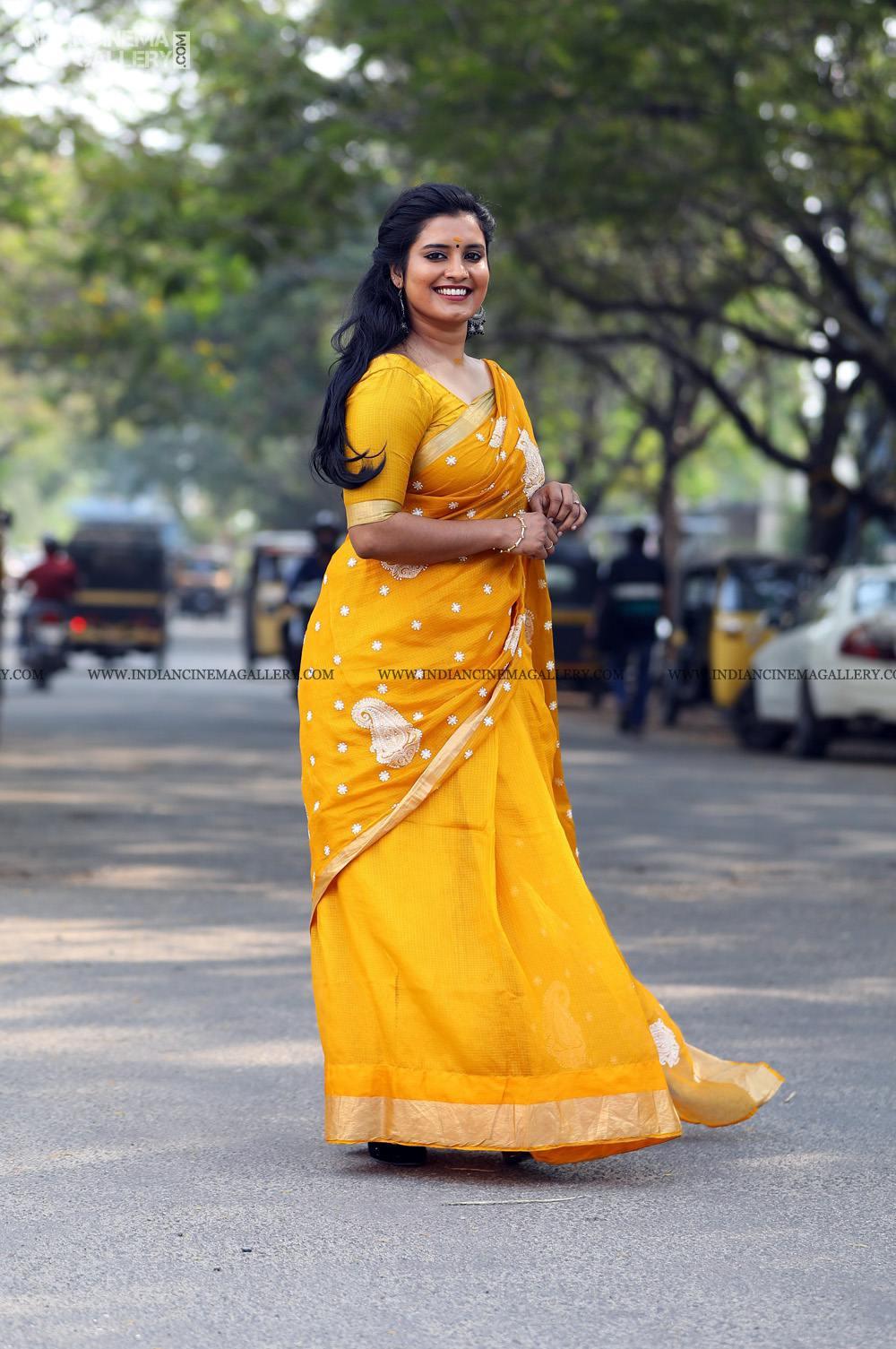 Roshna Ann Roy at Vritham Movie Launch (15)