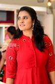 Roshna Ann in red dress stills (13)