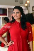 Roshna Ann in red dress stills (14)