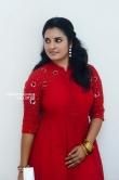 Roshna Ann in red dress stills (16)