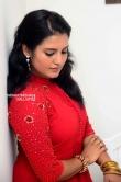 Roshna Ann in red dress stills (23)