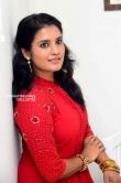 Roshna Ann in red dress stills (24)