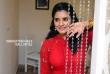 Roshna Ann in red dress stills (32)