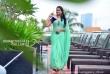 Sadhika Venugopal at Abrahiminte Santhathikal Promo Meet (14)