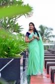 Sadhika Venugopal at Abrahiminte Santhathikal Promo Meet (6)