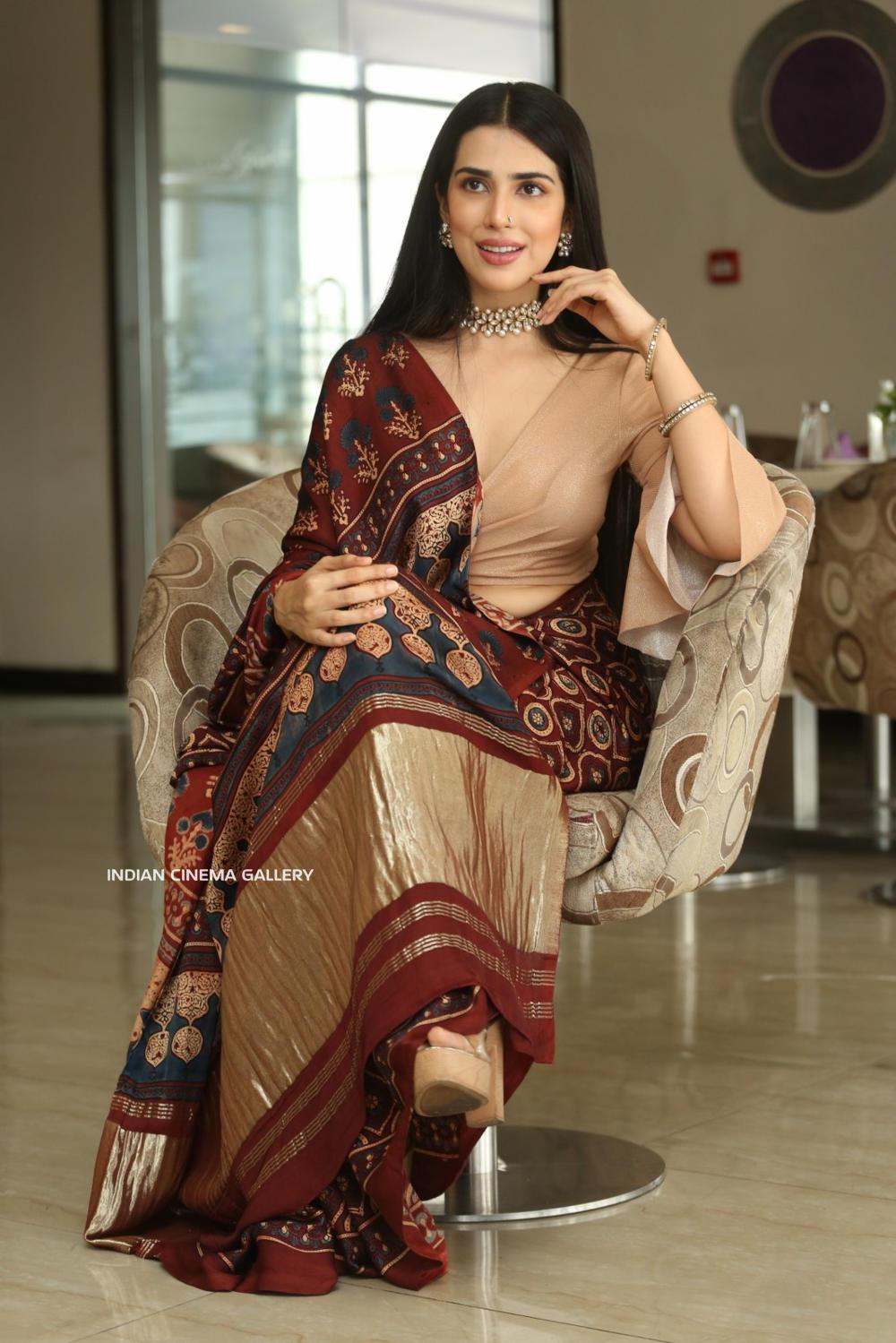 Saloni Mishra at 22 Movie Press Meet (6)