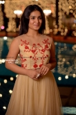 Saniya Iyappan at sunny wayne marriage reception (4)