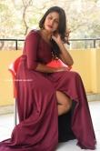 Satvika Jay in red gown stills (14)