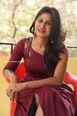 Satvika Jay in red gown stills (18)