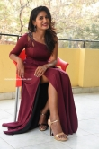 Satvika Jay in red gown stills (19)